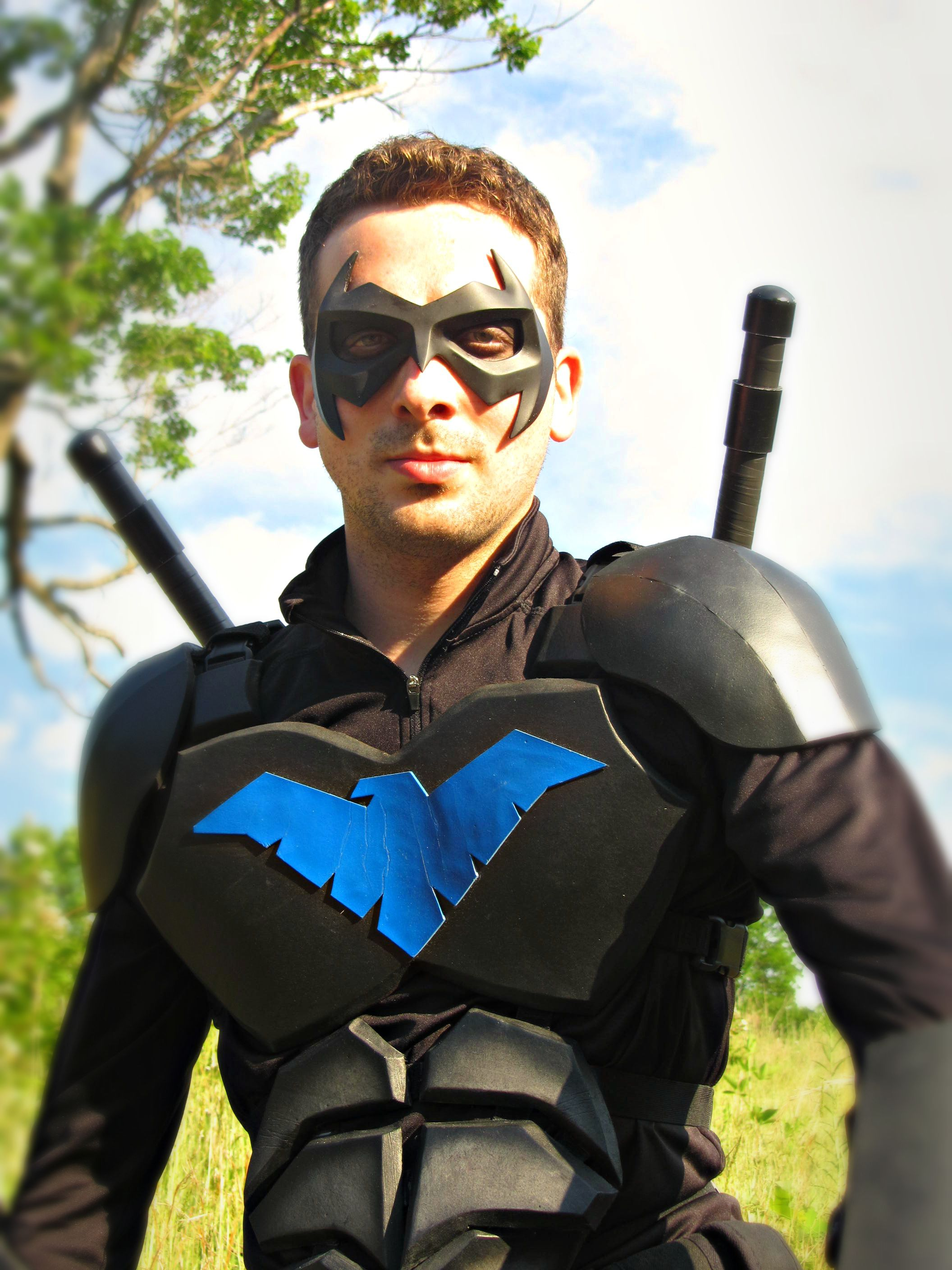 New 52 Cosplay Related Keywords & Suggestions - Nightwing New 52 ...