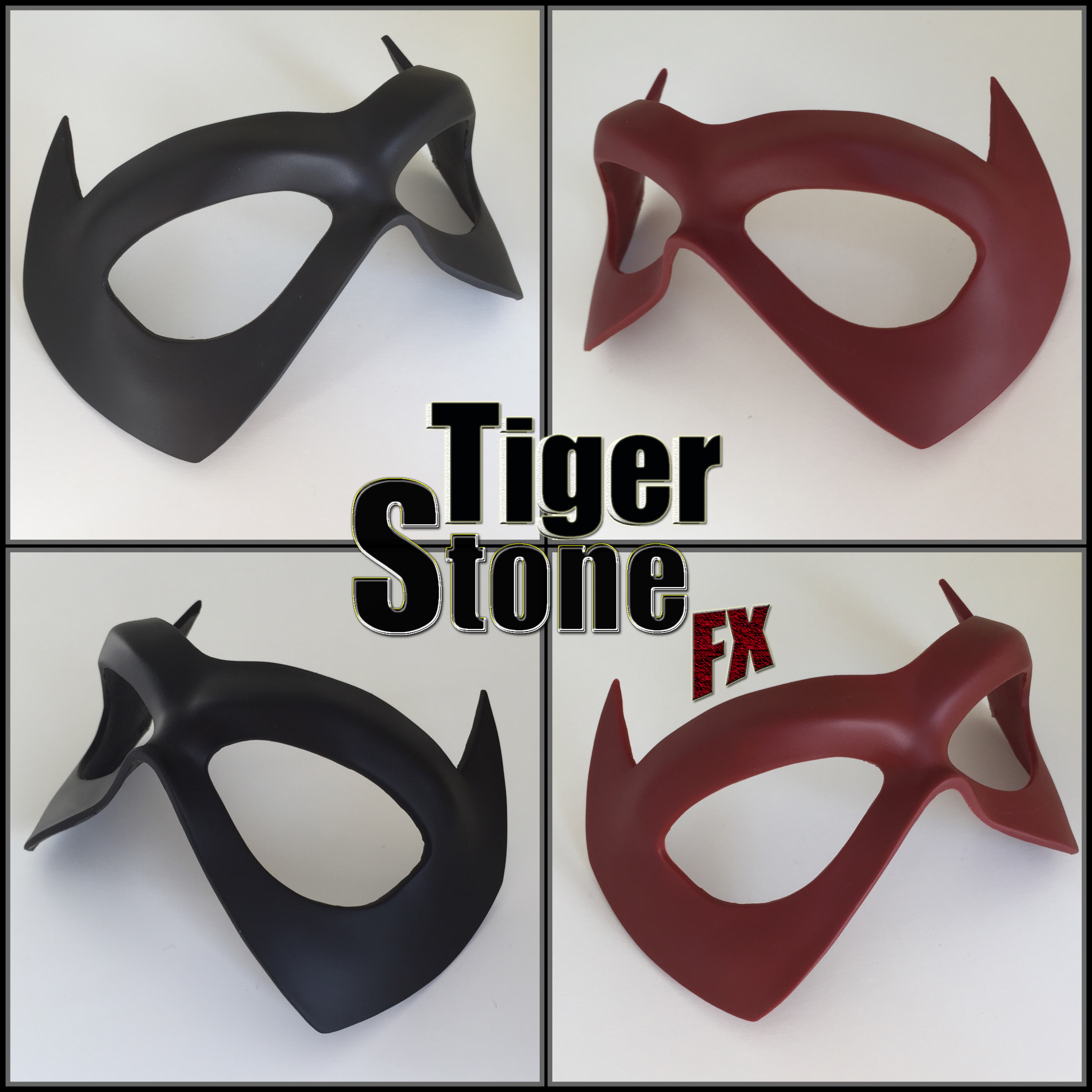 Jason Todd Mask By Tig...