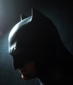 Liam Shaw with Tiger Stone FX Batman V Superman Dawn Of Justice cowl