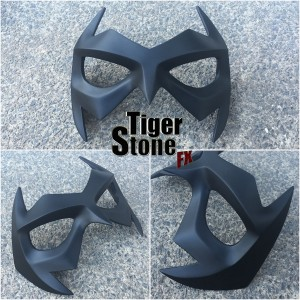 New 52 Nightwing mask by Tiger Stone FX