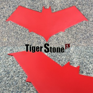 Tiger Stone FX Red Hood cosplay emblem for your costume