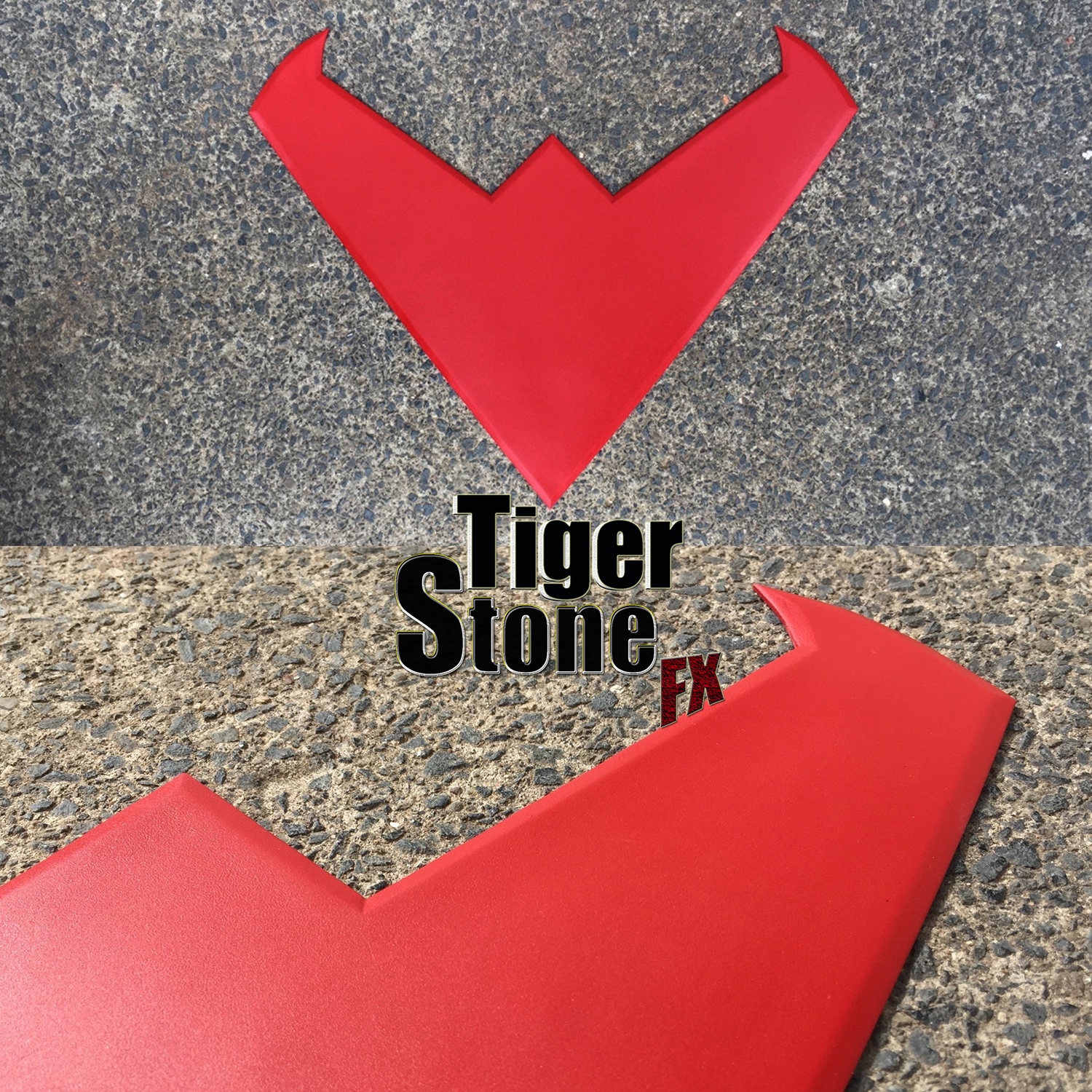 Tiger stone fx new 52 nightwing emblem buycottarizona Choice Image