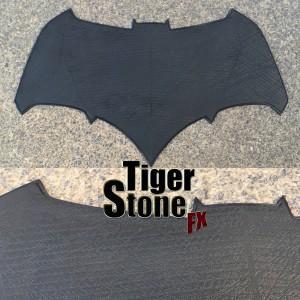 Batman v Superman Dawn Of Justice DOJ chest logo emblem by Tiger Stone FX