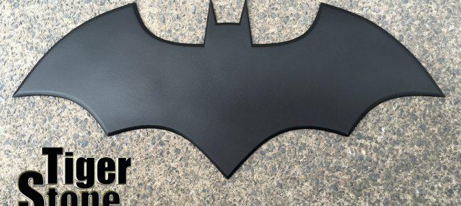 New 52 Batman inspired chest emblem