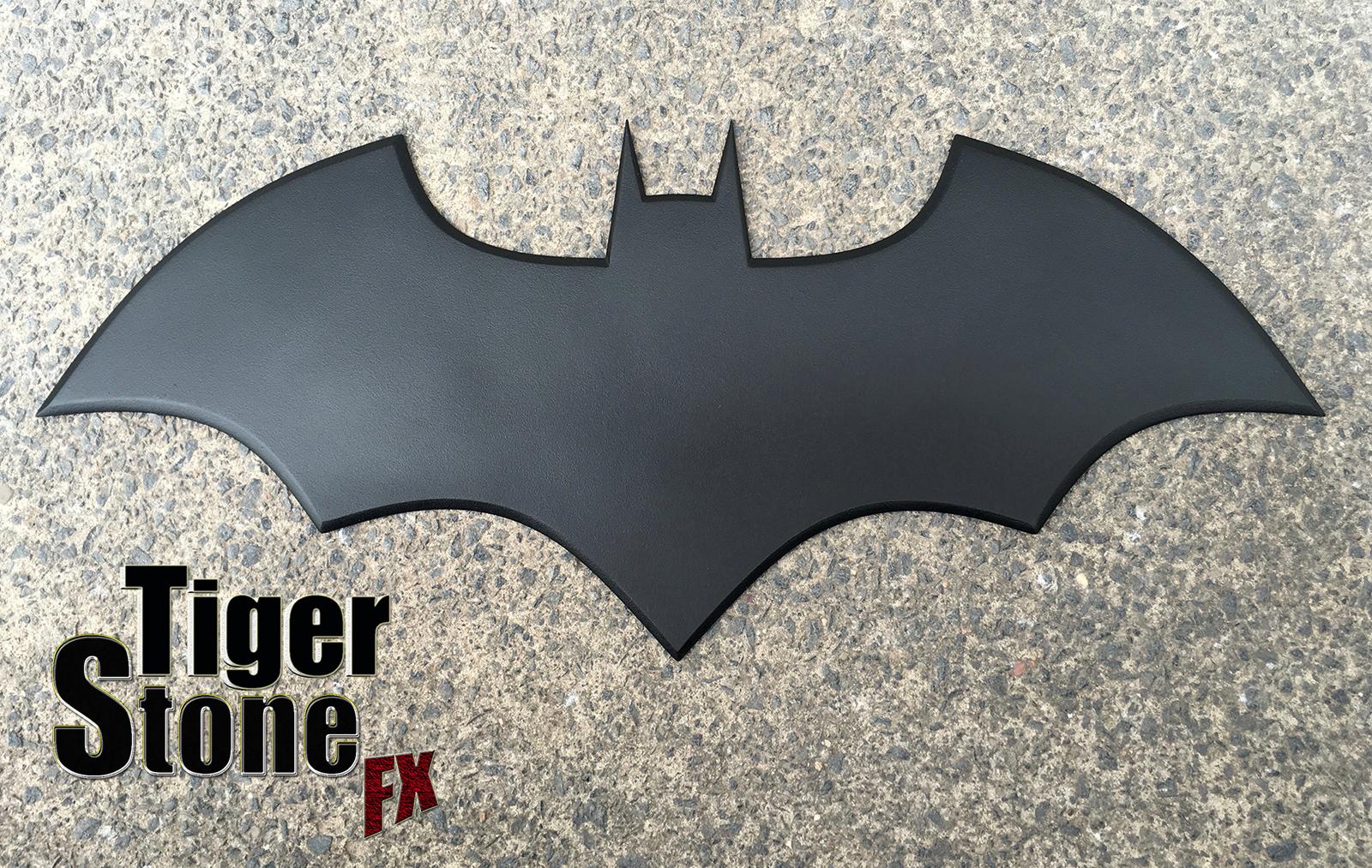 New 52 Batman Inspired Chest Emblem Tiger Stone Fx