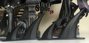 Batman Beyond inspired fins for your gauntlets or gloves - by Tiger Stone FX