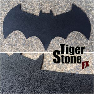TellTale Batman inspired chest emblem - made by Tiger Stone FX