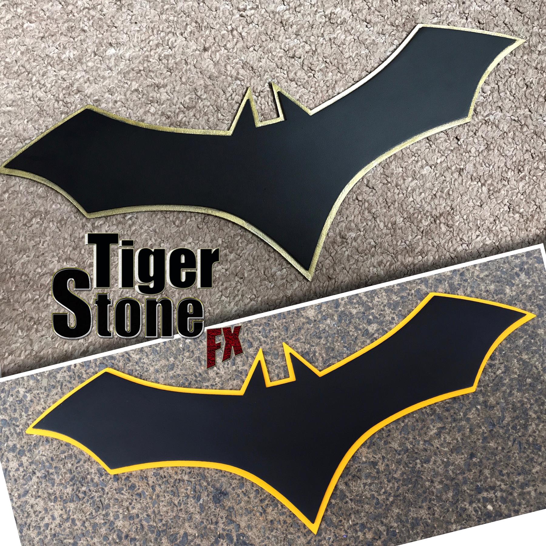 Batman Rebirth Comics Inspired Tiger Stone Fx