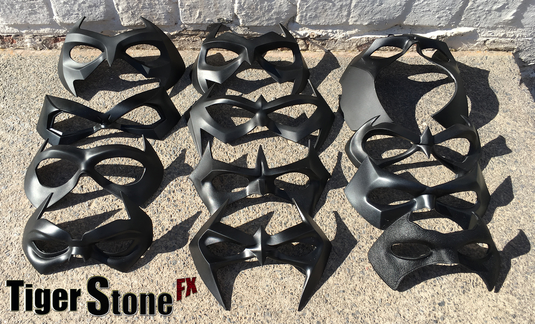 Did you ever wonder mask size parison Tiger Stone FX