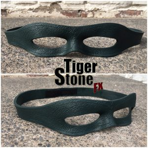 New Arrow mask (arrow tv show inspired) - made by Tiger Stone FX