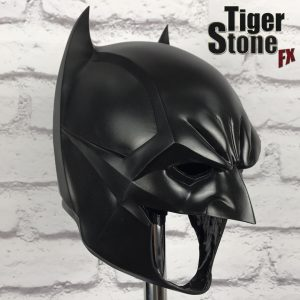 Batman Noel inspired cowl : mask by Tiger Stone FX
