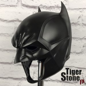 Batman Noel inspired cowl : mask by Tiger Stone FX (3)