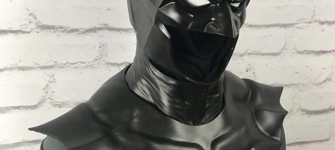 Batman Noël cowl
