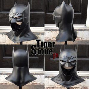 Batman Fabok inspired Rebirth cowl by Tiger Stone FX