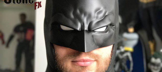 Batman Rebirth cowl – First casting :)