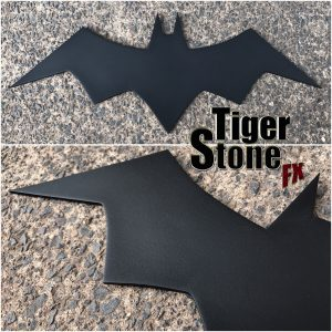 The New Batman Adventures (Batman The Animated Series) chest emblem logo symbol by Tiger Stone FX