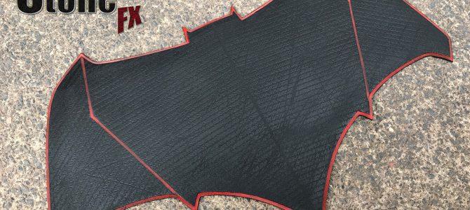 Flashpoint Thomas Wayne / Batman v Superman chest emblem