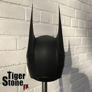 Batman Arkham Knight cowl for your cosplay costume - by Tiger Stone FX - 2