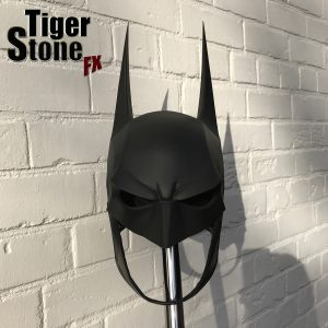 Batman Arkham Knight cowl for your costume - by Tiger Stone FX - 4
