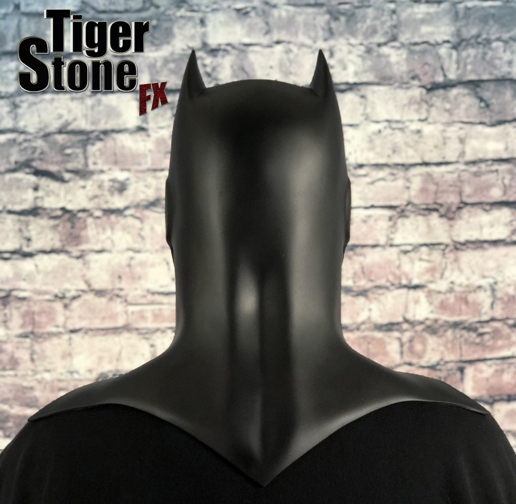 GD Batman cowl :mask (back) -- original design (made) by Tiger Stone FX